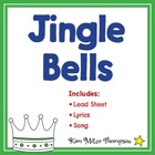 Christmas Music: Jingle Bells with Song, Sheet Music & Lyrics