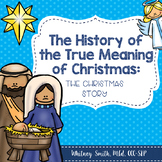 The History of Christmas-The Nativity Comprehension Packet