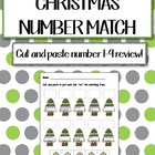 Christmas Numbers 0-9 (Supports the Common Core!)