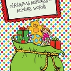 Christmas Numbers {Numbers 0-20, sets of objects and numbe