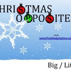 Christmas Opposites: Big/Little