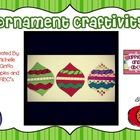 Christmas Ornament Craftivity