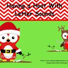 Christmas Owls Letter Sounds