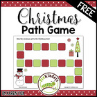 Christmas Path Game