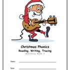 Christmas Phonics Activity Book