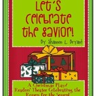 Christmas Play/Program/Readers&#039; Theater (Let&#039;s Celebrate t
