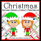 Christmas Quick Common Core Literacy (2nd grade)