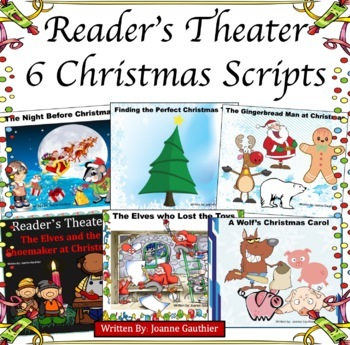 Christmas Plays: Readers' Theater for Grades 1 and 2