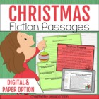 Christmas Reading Comprehension Activities