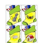 Christmas Rhyming Stockings