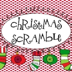 Christmas Scramble