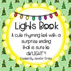 Christmas Shared Reading Rhyming Book; 'Lights!' ~Surprise
