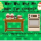 Christmas Shared Reading &#039;Who Will Help Me Bake Cookies?&#039; 