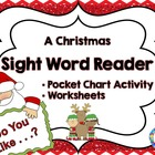 Christmas Sight Word Emergent Reader - Do You Like...?