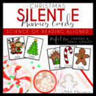 Christmas Silent E Cards
