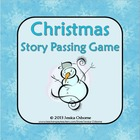 Christmas Story Passing Game