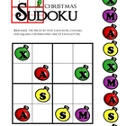 Christmas Sudoku For Early Learners
