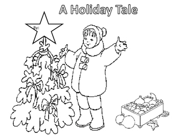 Christmas Tales to Write and Publish (Grades Pre-K-5)
