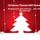 Christmas Themed Skill Packet