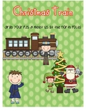 Christmas Train to the North Pole!