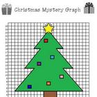 Christmas Tree Coordinate Graphing -
