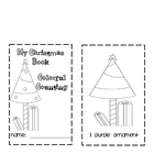 Christmas Tree Count and Color Book