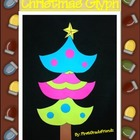 Christmas Tree Fun Glyph