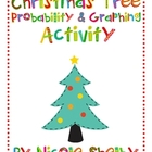 Christmas Tree Probability and Graphing Activity