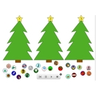 Christmas Tree Syllable Sort