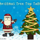 Christmas Tree Top Tallies