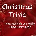 Christmas Trivia PowerPoint