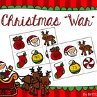 Christmas War Math Game