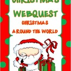 Christmas Webquest mini-project (5 tasks for Primary or Se