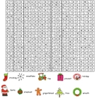 Christmas Word Search - difficult