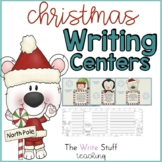 Christmas Writing Centers {CCSS} - TheWriteStuff