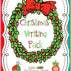 Christmas Writing Pack: Literacy Activities for the Holidays
