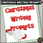 Christmas Writing Prompts - 8 Different Forms of Writing