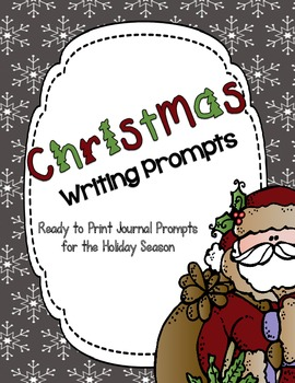 Writing Prompts-First Grade and Fabulous