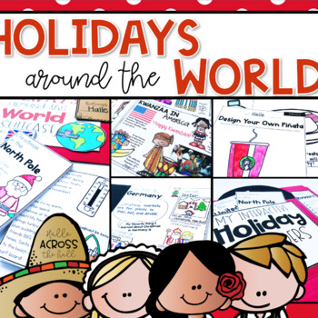 Christmas {and Other Holidays Too!} Around the World