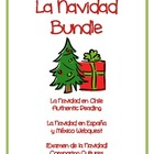 Christmas in Chile, Spain, and Mexico Bundle