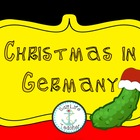 Christmas in Germany Unit - Holidays Around The World
