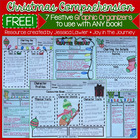Christmas-themed Graphic Organizers to Use with ANY Book!