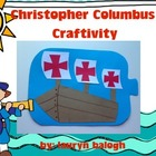 Christopher Columbus Craftivity