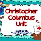 Christopher Columbus Literacy &amp; Social Studies Unit