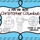 Christopher Columbus Mini Unit- 2nd and 3rd Grade