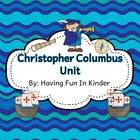 Christopher Columbus Simple Centers