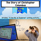 Christopher Columbus story for little kids