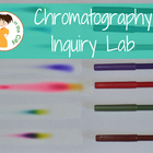 Chromatography Inquiry Lesson Plan