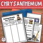Chrysanthemum Guided Reading Unit by Kevin Henkes Back to School