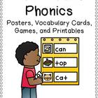 Chunking Words Phonics Pack